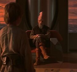Ki adi mundi and anakin skywalker