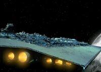 Executor approaching Hoth