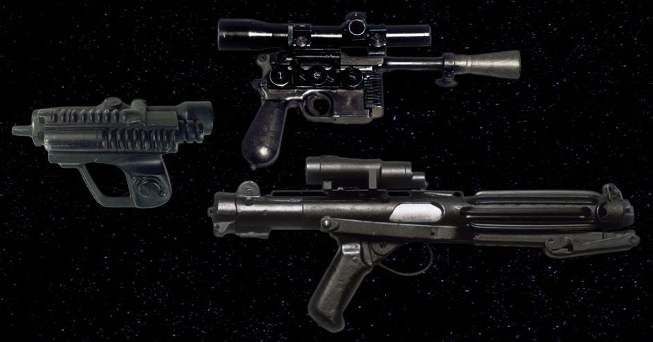 Image result for blaster star wars