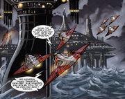 Jedi Starfighters Kamino