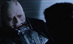 Ultimos momentos de Vader