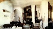 Interior de la Choza de Ben Kenobi