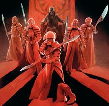 Elite Praetorian Guard mural Fathead