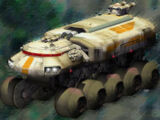 Tanque de Ataque Rebelde