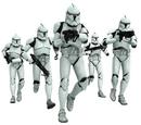 Armadura de soldado clon Fase I