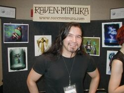 Raven Mimura