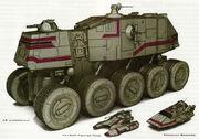 Rep Vehicle sizes