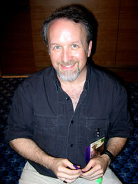 Micheal A Stackpole at Dragon Con 2007