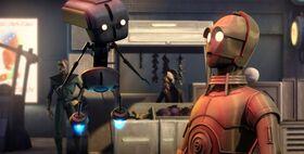 Todo 360 und C-3PO
