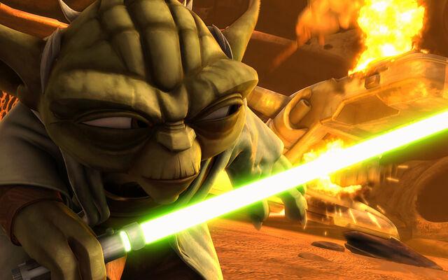 Archivo:Yoda the great warrior.jpg