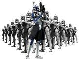 Legión 501/Leyendas