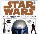 El Ataque de los Clones: Diccionario Visual de Personajes y Equipos