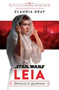 Leia - Princess of Alderaan - new cover