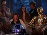 Familia Skywalker