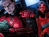 Omega Rojo