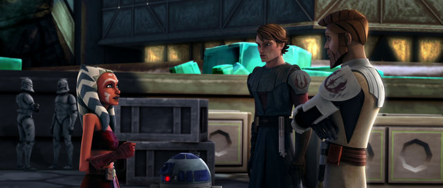 Archivo:R2-D2 Anakin and Obi-Wan meet Ahsoka.png