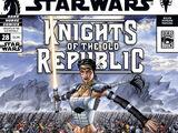 Caballeros de la Antigua República 28: Vector, parte 4