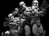 Comando clon/Leyendas