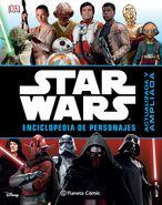 Star Wars Enciclopedia de Personajes- Actualizada y Ampliada