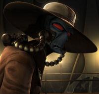 Cad Bane's hat