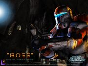 Boss, comando elite