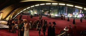 Escalera Opera