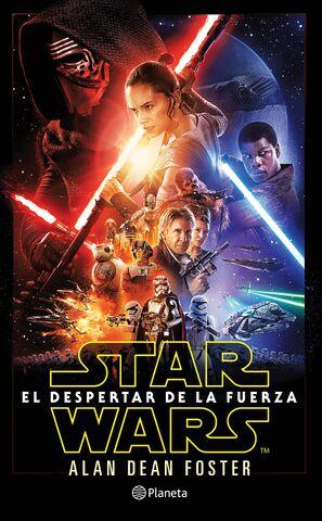 Archivo:El Despertar de la Fuerza novela (México).jpg