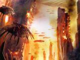 Batalla de Coruscant (Guerra Yuuzhan Vong)