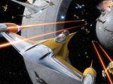 Batalla espacial de Naboo