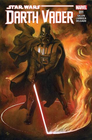 Archivo:Star Wars Darth Vader 11 final cover.jpg