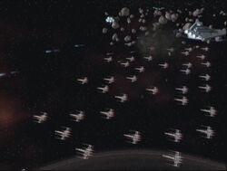 X-wing fleet