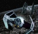 TIE Avanzado x1 de Darth Vader