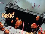 Ataque a la base del cielo de Bergon