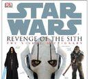 La Venganza de los Sith: Diccionario Visual de Personajes y Equipos