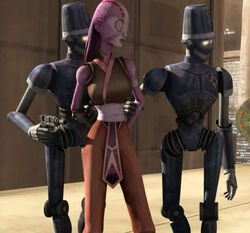 Police droids
