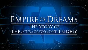Empire of Dreams title