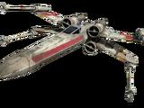 Caza estelar T-65 Ala-X/Leyendas
