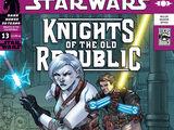 Star Wars: Caballeros de la Antigua República: Días de miedo