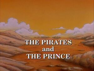 The Pirates and the Prince opening titles