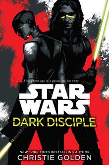 Dark Disciple Cover