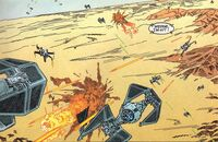 Rogue Squadron's Mission to Tatooine
