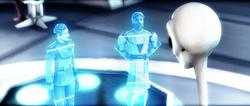 Obi-Wan reports to Nala Se
