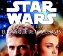 Star Wars Episodio II: El Ataque de los Clones (novela)