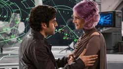 Poe meets Holdo