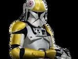 Soldado clon piloto