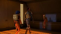 Prisionera Jedi Carnada