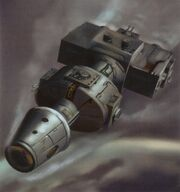 Corellian gunship SotG