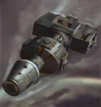 Corellian gunship SotG