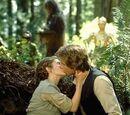 Boda de Han Solo y Leia Organa