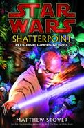Shatterpoint Cover